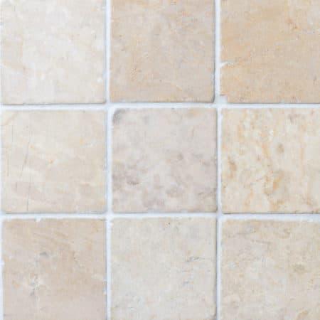 valkoinen marmori laatta 100x100mm