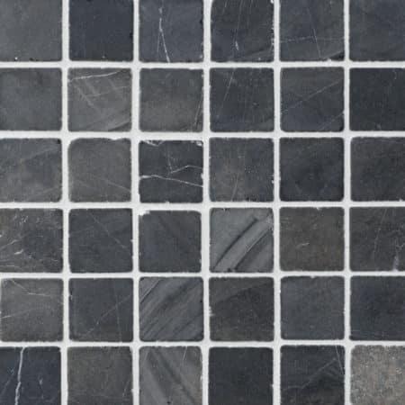 harmaa marmori mosaiikki 50x50mm