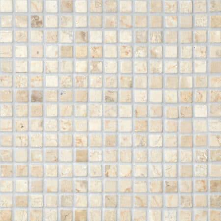 valkoinen marmori mosaiikki 20x20mm