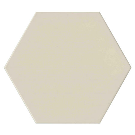 Hexagon valkoinen posliini 175x175mm