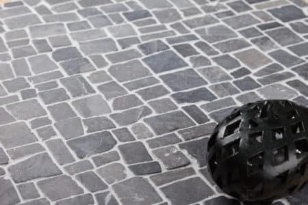 harmaa ROMAN mosaiikki 300x300mm