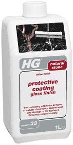 HG suojaava pinnoite kiiltävä pinta 1L (prod 33)
