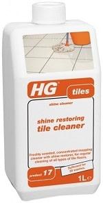 HG Laatta puhdistusaine ja kiiltävä korjaava pesuaine (prod 17)