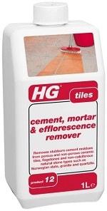 HG Laatat Sementti, laasti ja kukinnan poisto 1L (prod 12)
