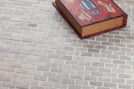 Brick Mini vaalean harmaa