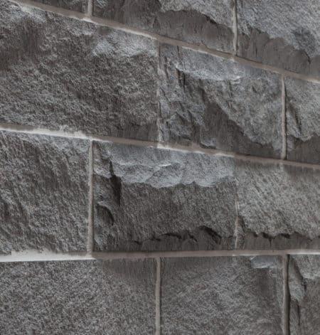 seinäkivet / julkisivukivet Andesiitti harmaa, taltattu